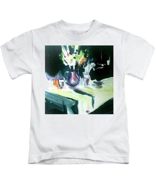 Shadow Stillness Kids T-Shirt