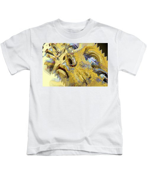 Shattered Illusions Kids T-Shirt