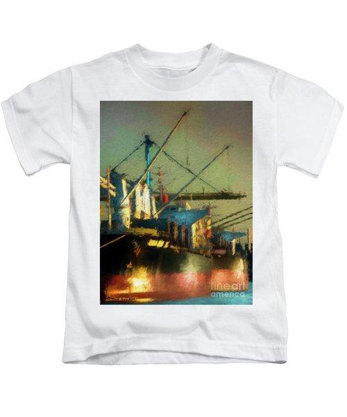 Ships Kids T-Shirt