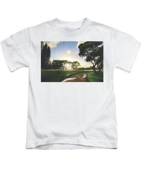 Show Me The Way Kids T-Shirt