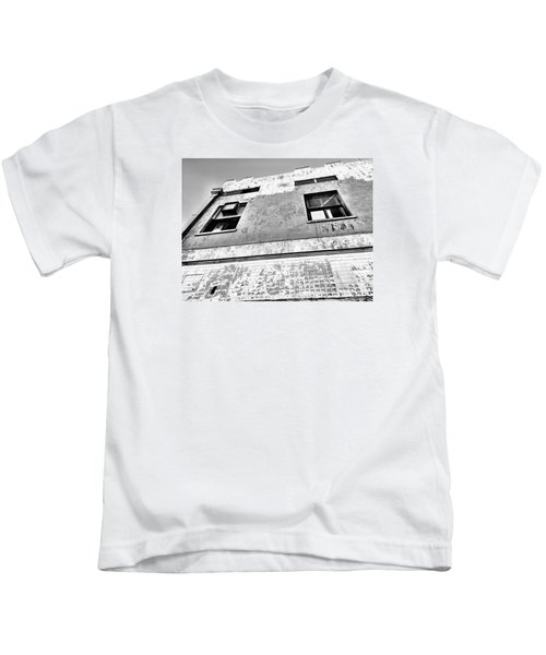 Showing Its Age Kids T-Shirt