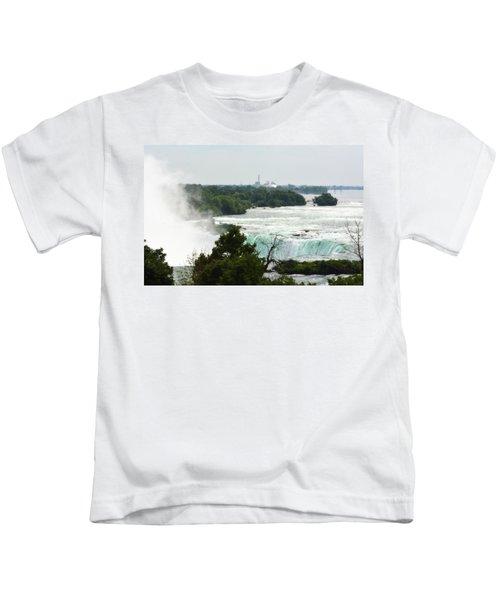 Sideview Mist Kids T-Shirt