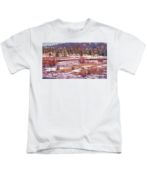 Sierra Creek Kids T-Shirt