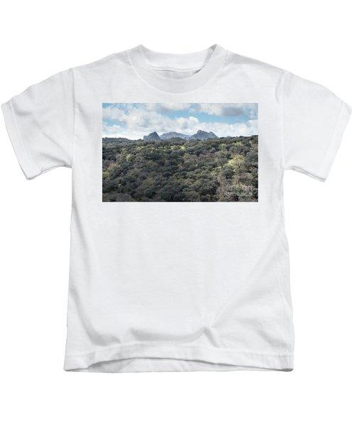 Sierra Ronda, Andalucia Spain Kids T-Shirt