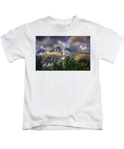 Sierra Sunrise Kids T-Shirt