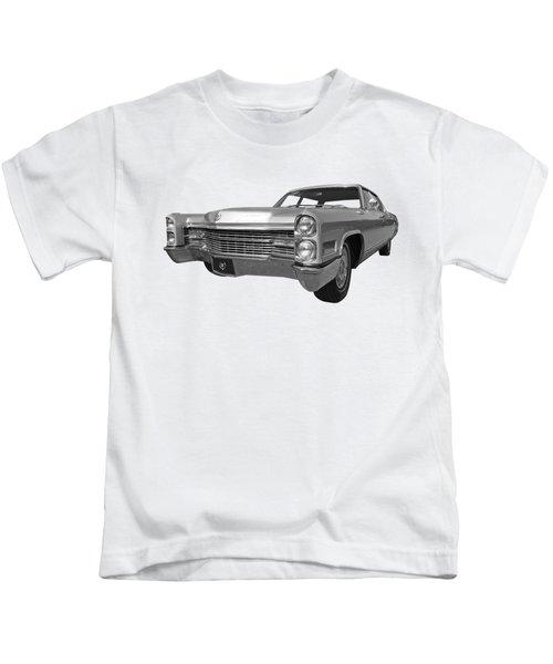 Silver Cadillac 1966 Kids T-Shirt
