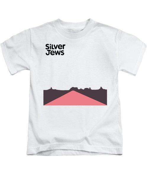 Silver Jews Kids T-Shirt