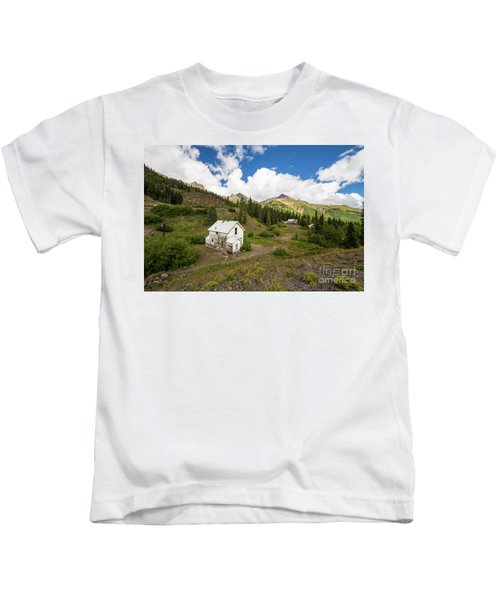 Silverton Mining House Kids T-Shirt