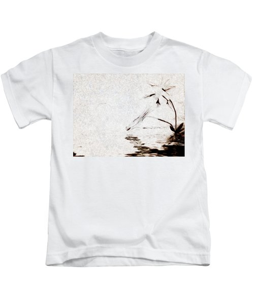 Simple Reflections Kids T-Shirt