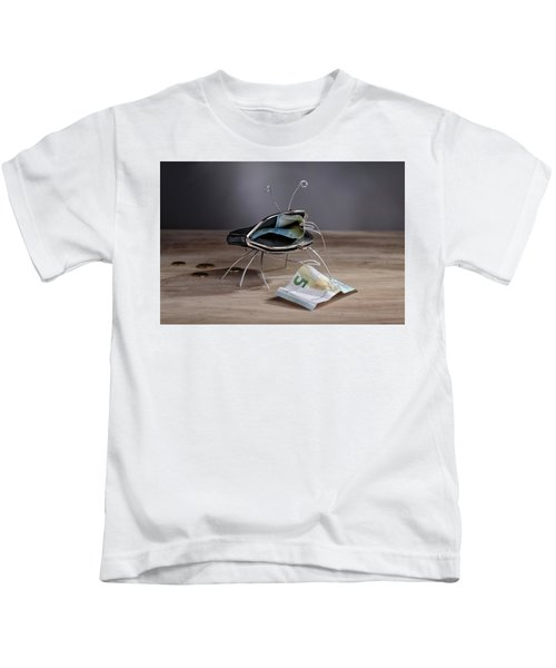 Simple Things - The Crab Kids T-Shirt