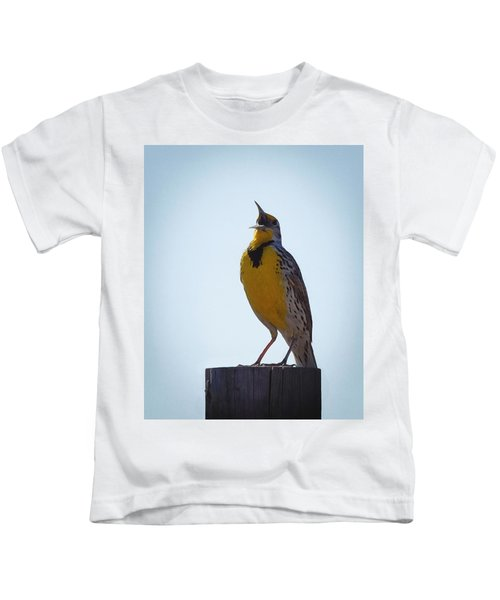 Sing Me A Song Kids T-Shirt