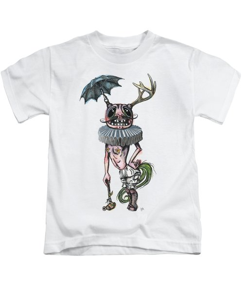 Sir Earnest Picklebottom Kids T-Shirt
