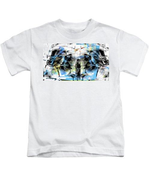 Sky In Clouds  Kids T-Shirt