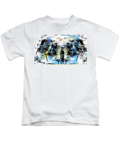 Sky In Clouds  Kids T-Shirt