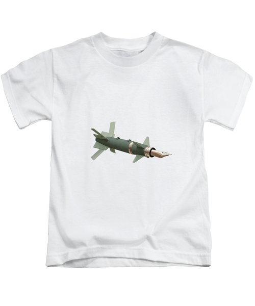 Sky Writing Kids T-Shirt