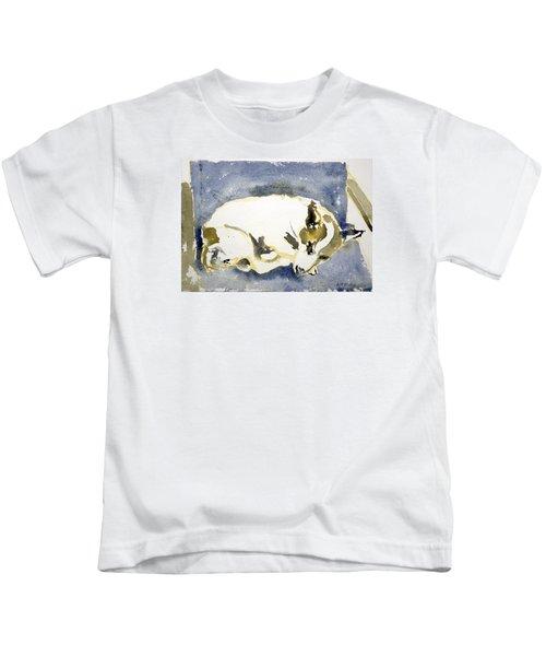 Sleeping Dog Kids T-Shirt
