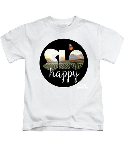 Slohappyedna Kids T-Shirt
