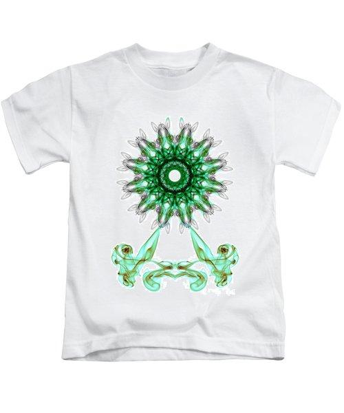 Smoke Wheel Kids T-Shirt