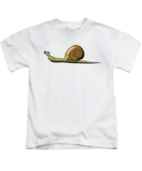 Snail Kids T-Shirt