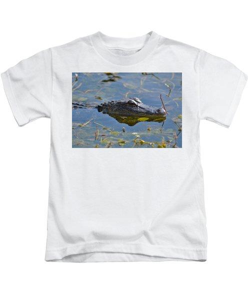 Sneaky Gator Kids T-Shirt