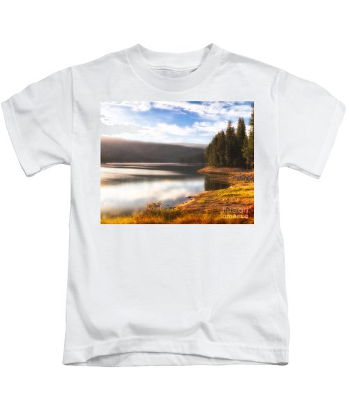 Soft Sunrise Kids T-Shirt