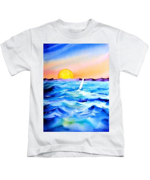 Sol Searching Kids T-Shirt