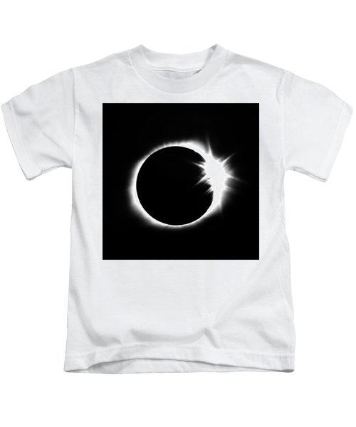 Solar Eclipse Kids T-Shirt
