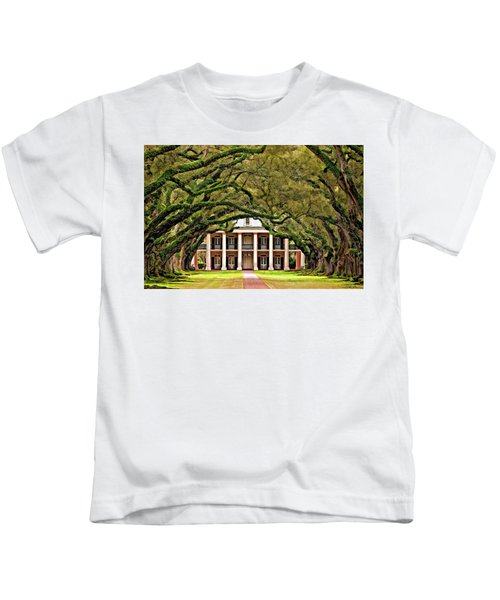 Southern Class Painted Kids T-Shirt