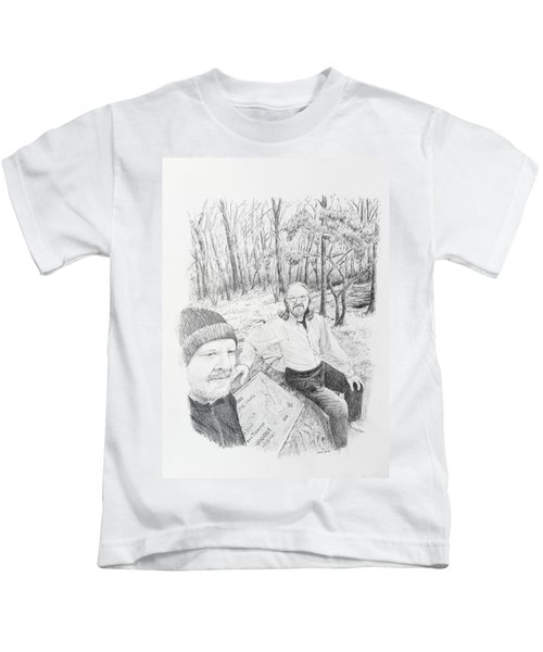 Southern Terminus  Kids T-Shirt