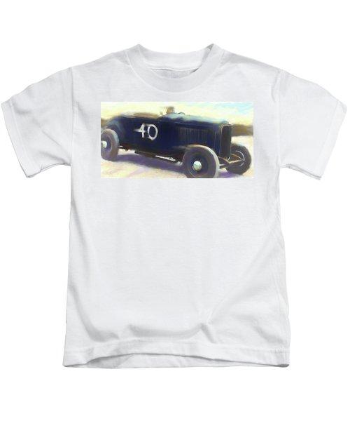 Speed Run Kids T-Shirt
