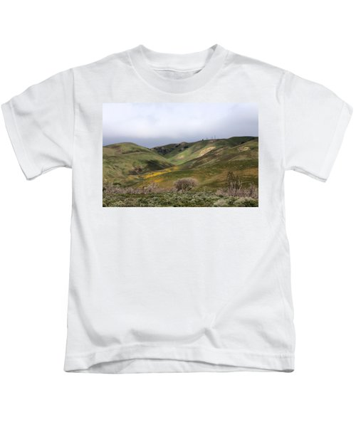 Spring At Door Kids T-Shirt