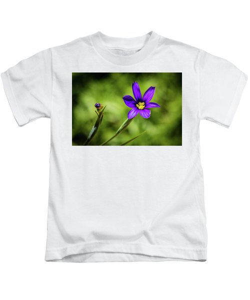 Spring Blooms Kids T-Shirt