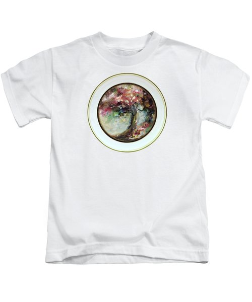 Spring Blossoms Kids T-Shirt