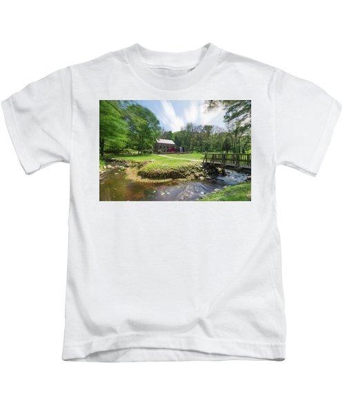 Spring In Sudbury Kids T-Shirt