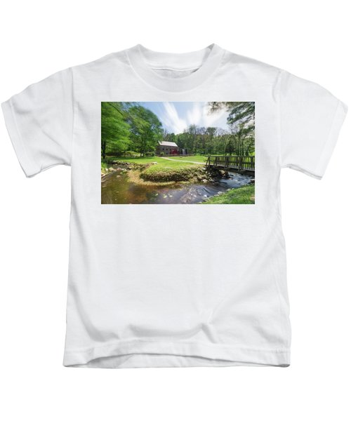 Spring In Sudbury Kids T-Shirt