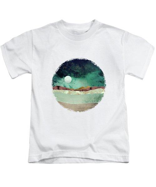 Spring Night Kids T-Shirt