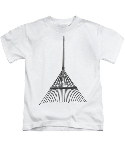 Spring Rake Kids T-Shirt