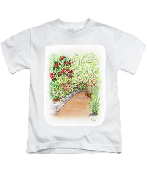 Spring Rhodies Kids T-Shirt