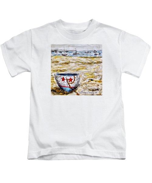 Star Boat Kids T-Shirt