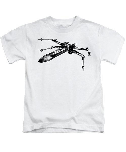 Star Wars T-65 X-wing Starfighter Tee Kids T-Shirt