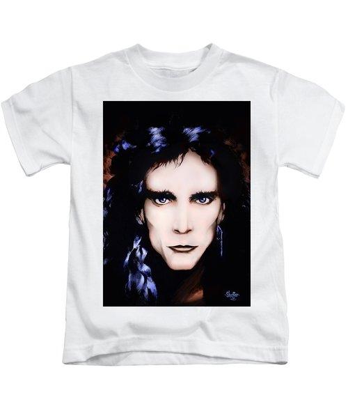 Steve Vai Kids T-Shirt