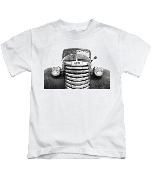 Still Going Strong - Black And White Kids T-Shirt