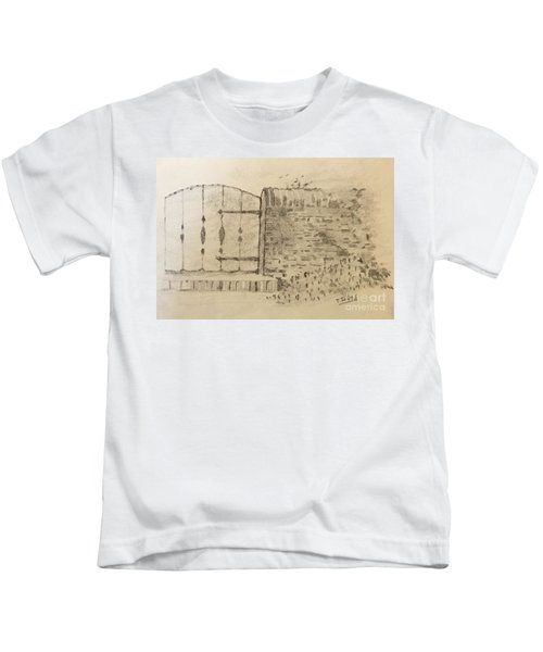 Stone Gate Kids T-Shirt