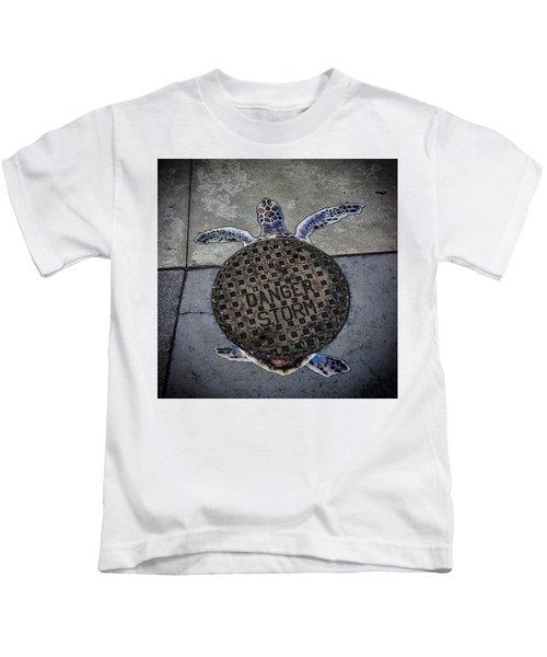 Storm Drain Kids T-Shirt