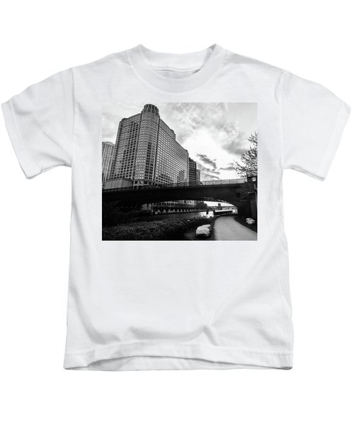 Strolling In The Chi Kids T-Shirt