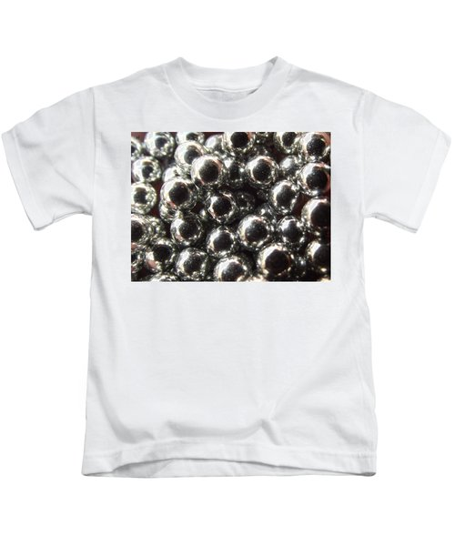 Study Of Bb's, An Abstract. Kids T-Shirt