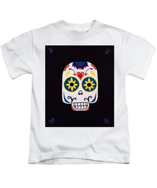 Sugar Skull Kids T-Shirt