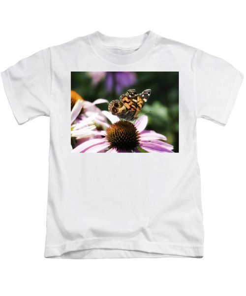 Summer Beauty Kids T-Shirt