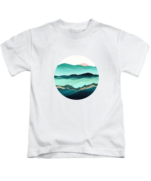 Summer Hills Kids T-Shirt