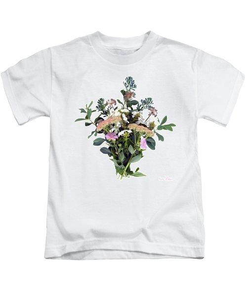 Summer Perrenials Kids T-Shirt